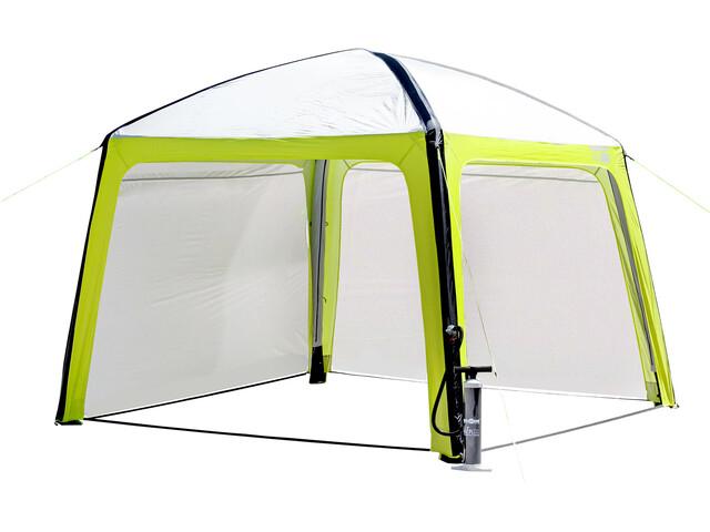 Brunner Aquamar Paroi latérale pour tente, green/grey